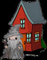 Hermit Haus Logo