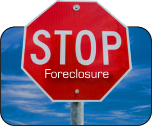 Foreclosure Stop Sign