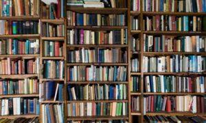 Books! We love them.