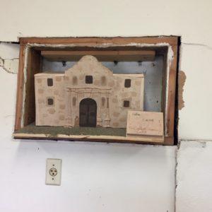 Alamo shrine