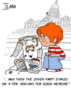 A beat up bill explains amendments.