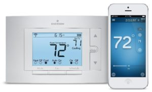 Thermostat and Smart Phone